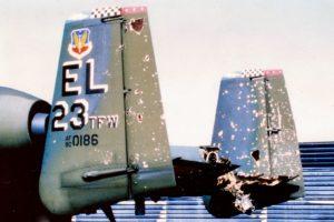 Missile damage