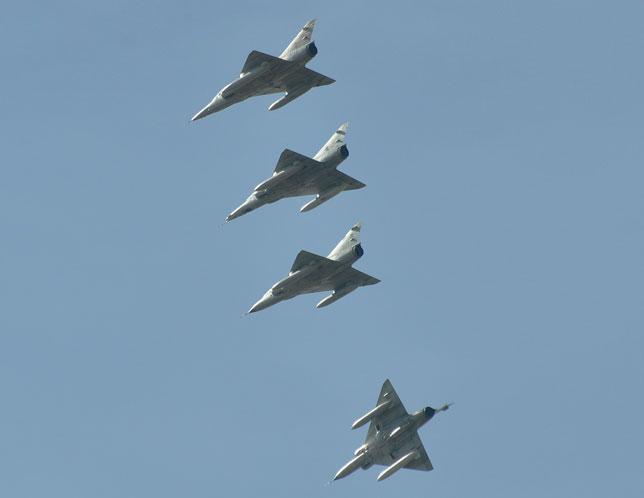 Mirage Argentinos (fotos)