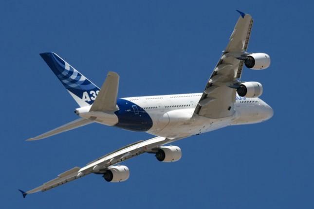 A380 F-WWOW (foto: F. Puppio)