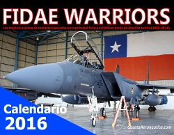 """FIDAE Warriors"" - Nuestro primer calendario"