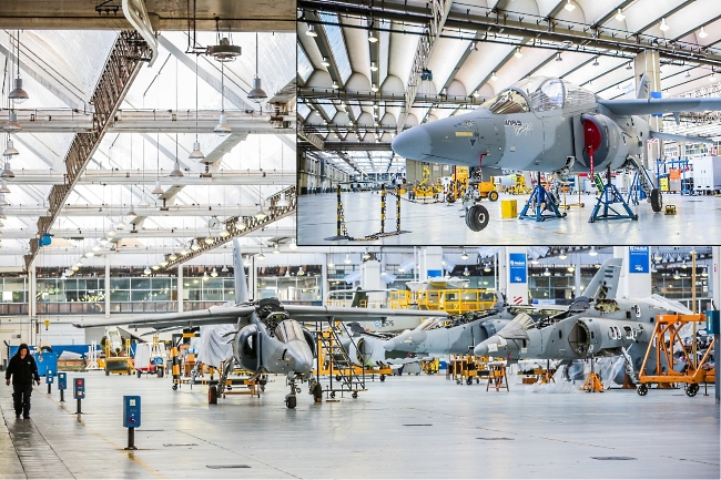 Reconstrucción del poder aéreo nacional (IV): ¿FAdeA la salvación ...