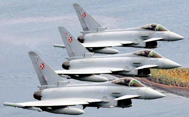 Typhoons malvinenses