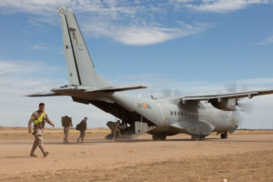 Ejército del Aire:  Combat Control Teams: Obviam Primus