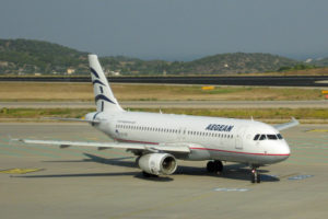 Aegean Airlines y una nueva Odisea
