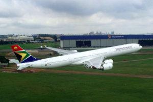 ¿Un espejo para Aerolíneas Argentinas? South African Airways (II)