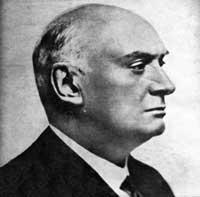Marcelo T. de Alvear fue el primer presidente argentino que legisló en materia aeronáutica y, además, dispuso la creación de la Fábrica Militar de Aviones (foto Unión Cívica Radical).