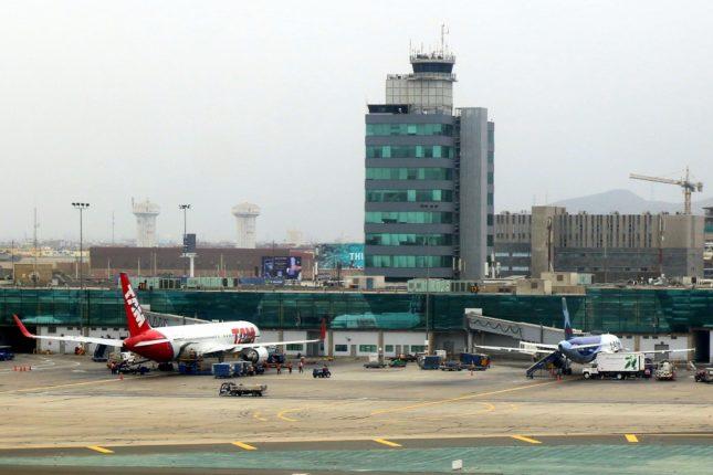 Terminal & torre